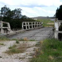 Bridge to my past (Weekly Photo Challenge: Abandoned)