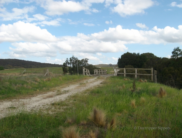Boro Creek, Mayfield Road at Lower Boro, New South Wales, Australia