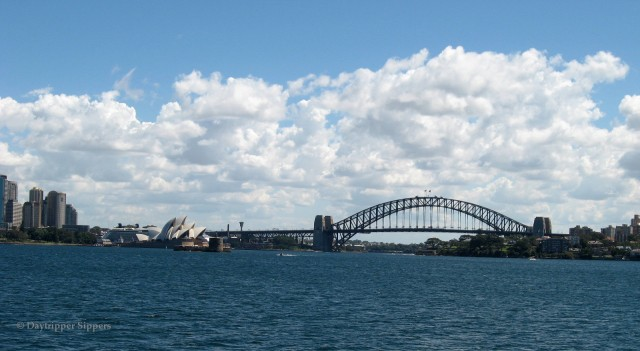 Sydney Harbour by lunch cruise, Sydney, Australia